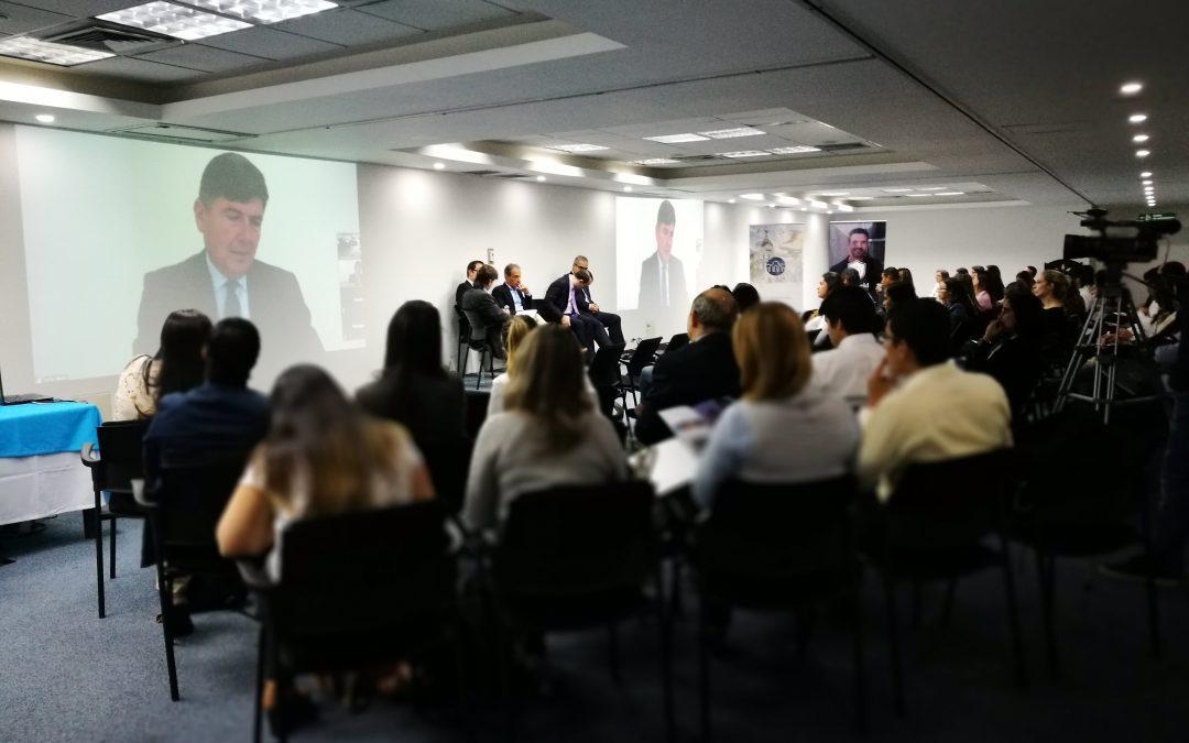 III Congreso Nacional de Escuelas de Negocios, los premiados.